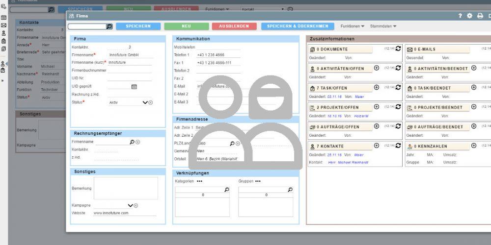 Integriertes ERP – CRM – SCM Workflow System